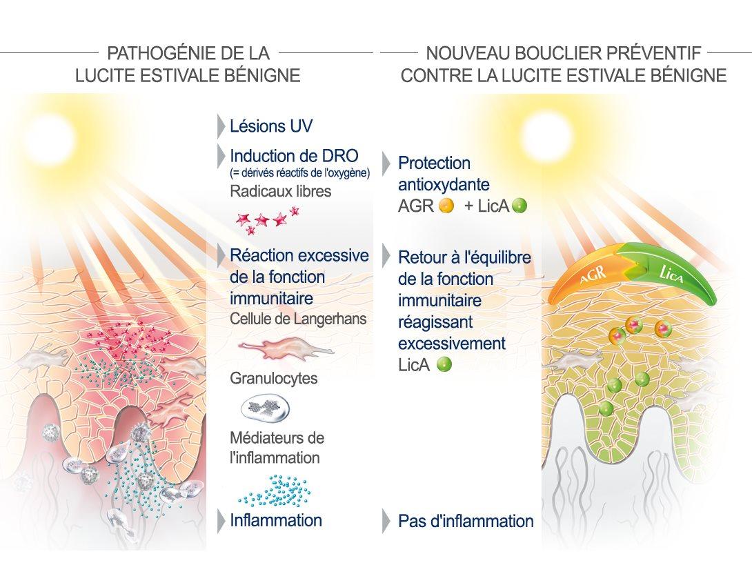 Le moyen efficace pour le blanchiment de la peau