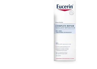 eucerin complete repair emollient r parateur 10 ur e peau s che. Black Bedroom Furniture Sets. Home Design Ideas