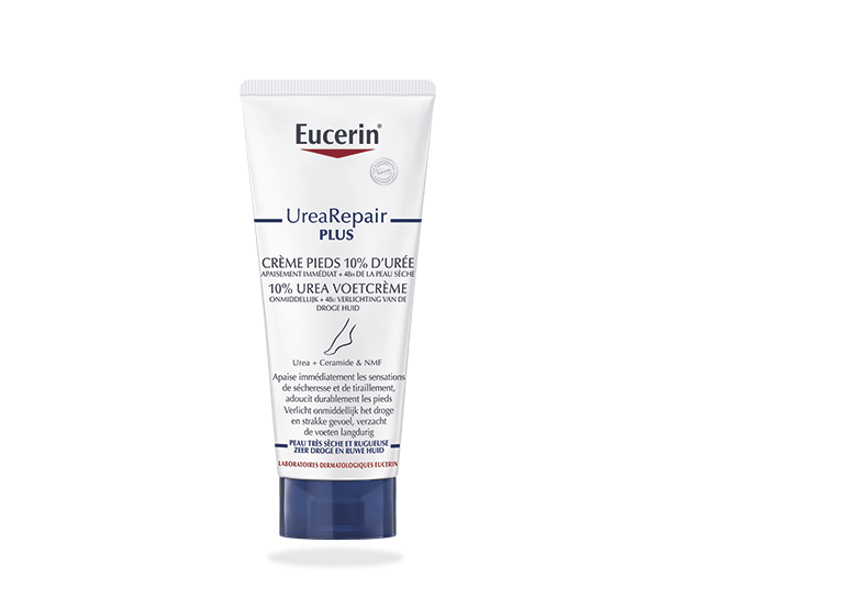 eucerin urearepair plus cr me pieds 10 d 39 ur e peau s che. Black Bedroom Furniture Sets. Home Design Ideas