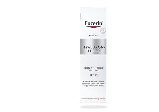 b9cb2bc5fbf414 Soin contour yeux acide hyaluronique - HYALURON-FILLER   EUCERIN