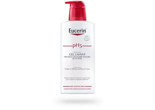 EUCERIN pH5 Gel Lavant